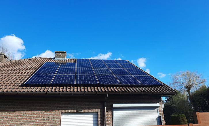 SunPower M3 395 Wp Wommelgem